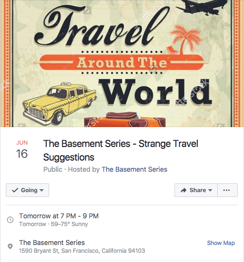 The_Basement_Series_-_Strange_Travel_Suggestions
